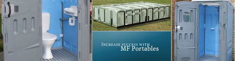 Portable Toilet Sales